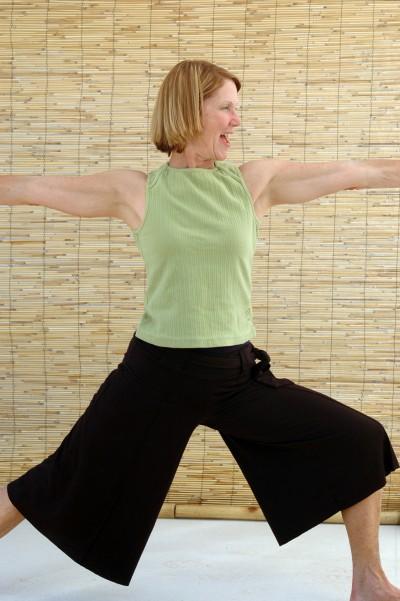 Yoga Laughing Warrior